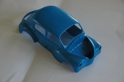 Renault 4 ch 1/24  Heller Imgp0111