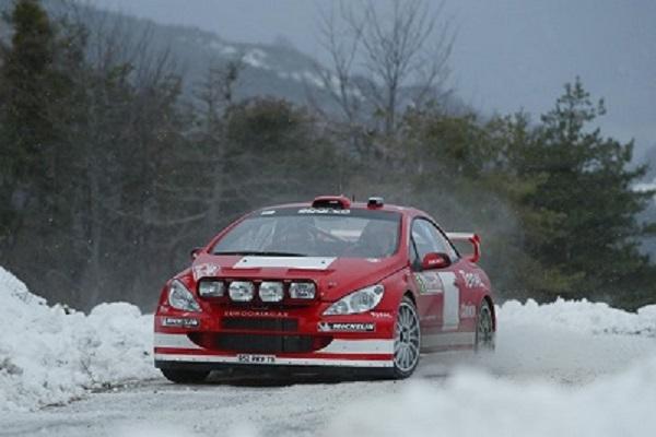 [1/24e] Peugeot 307 wrc 2004 - ref 60753 Marcus11