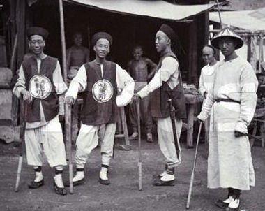 képi mou et.....Garde Imperiale Chine 14412710