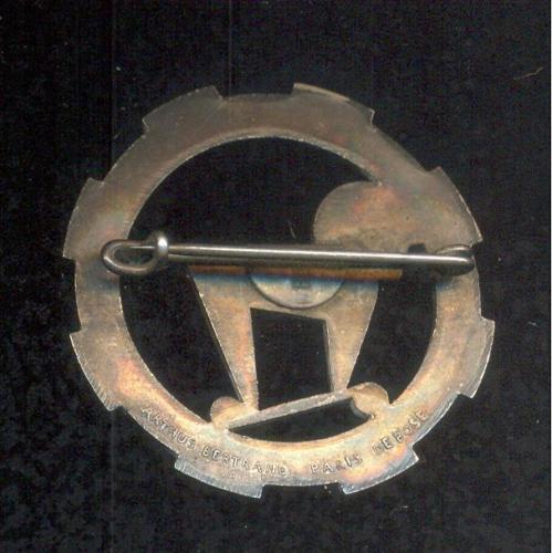 Insigne 1er rgt chasseur Afrique Insign13