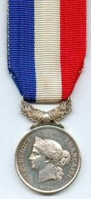 Identification Médaille Medail11