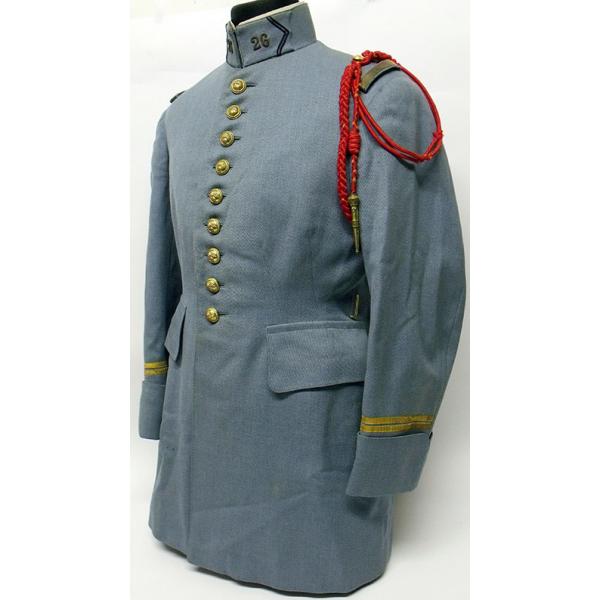 Vareuse d'officier français Unifor10