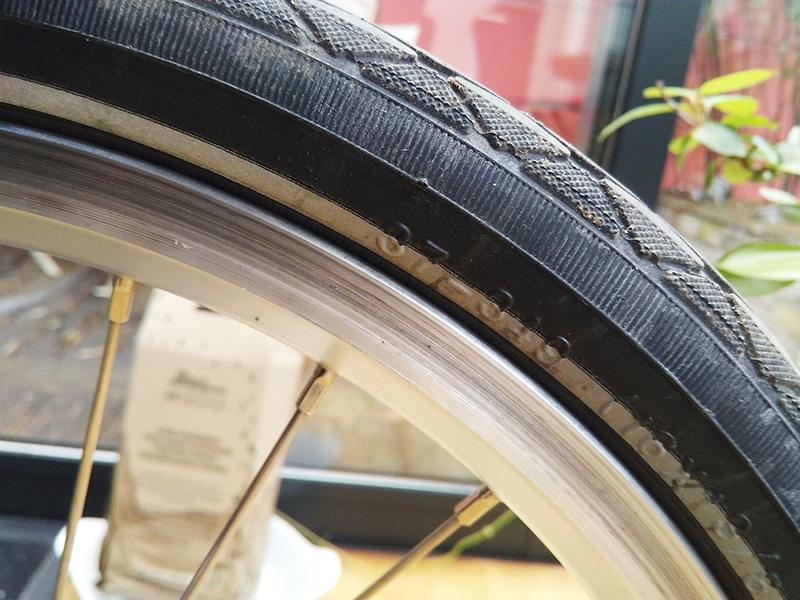 Pose de pneu : déformation ou inédaquation avec la jante Img_2013