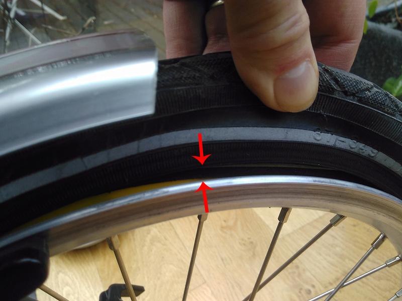 Pose de pneu : déformation ou inédaquation avec la jante Img_2017