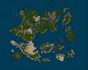 Carte des fiefs Rhyl Map311