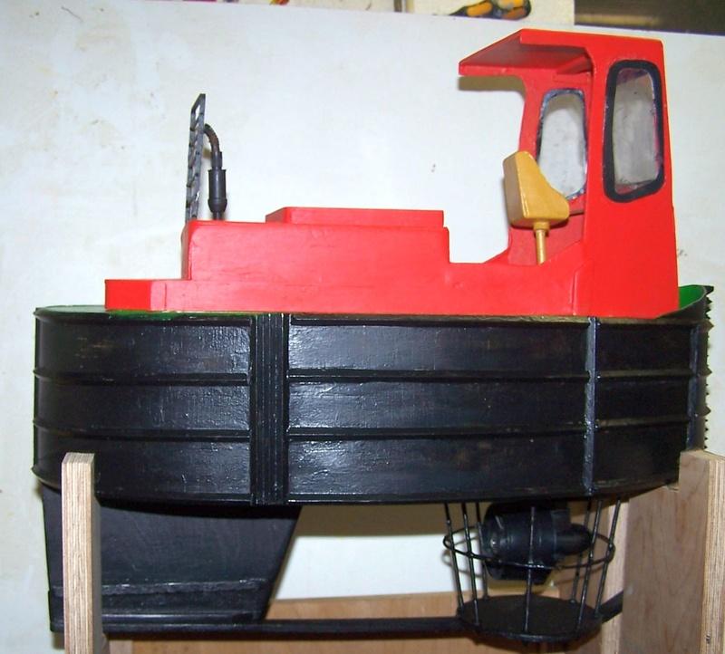 "Baubericht ""Canadian Boomboat"" - Seite 3 Bb4310"