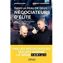Livre : dans la peau de deux négociateurs d'élite Nygoci10