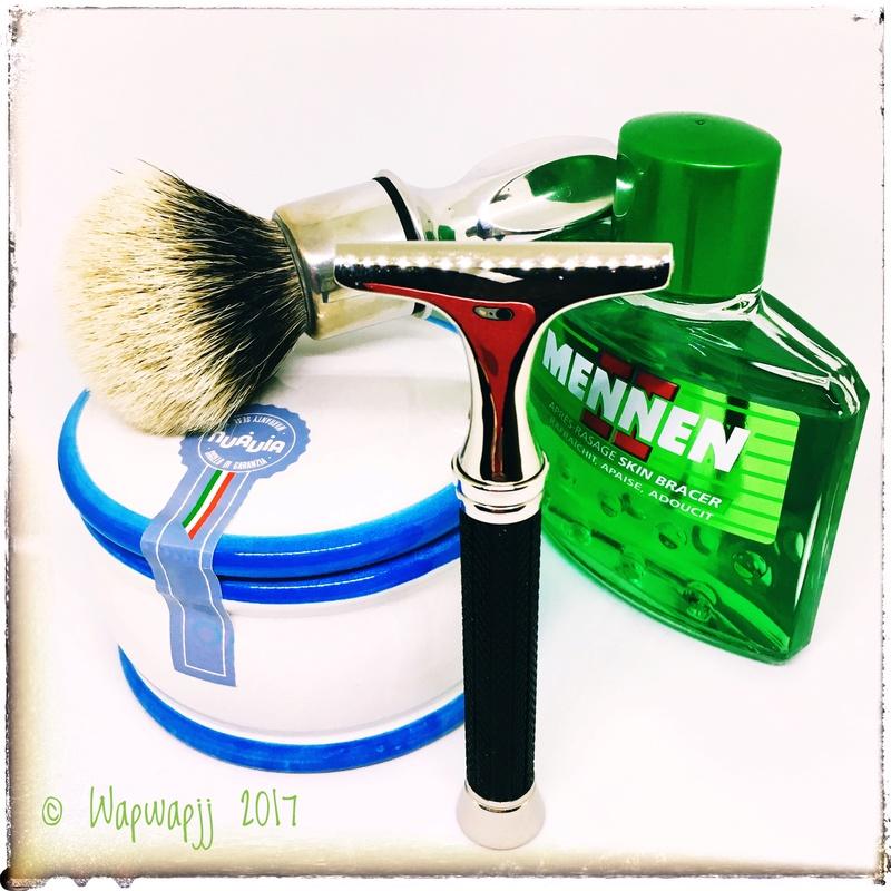Défi ! Une semaine de rasage avec les mêmes produits  A4765310