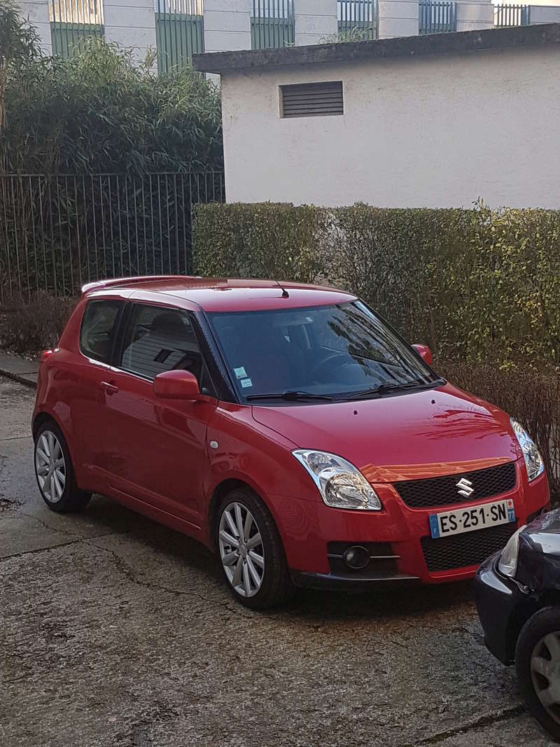 Suzuki Swift Sport 20180113