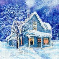 Bricolage de Noël - Page 6 B_hous10