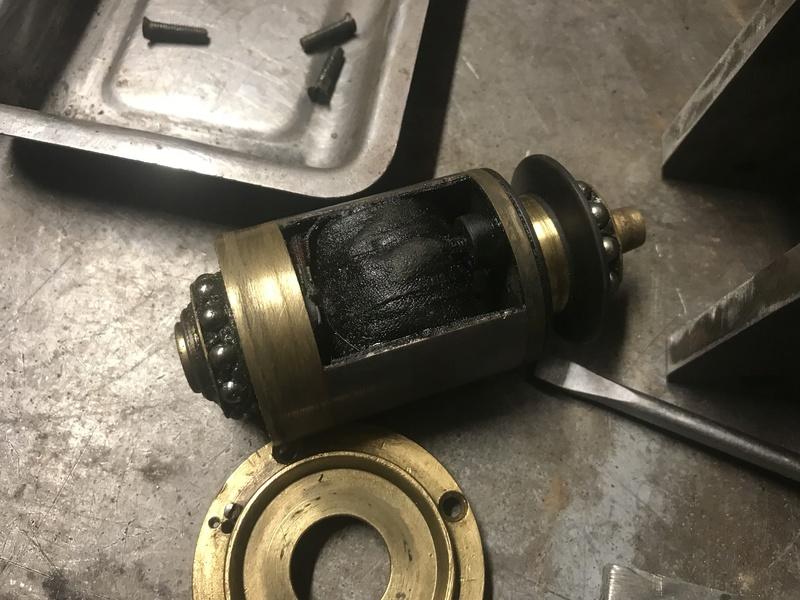 moteur - Moteur bernard w2 problème Img_1110