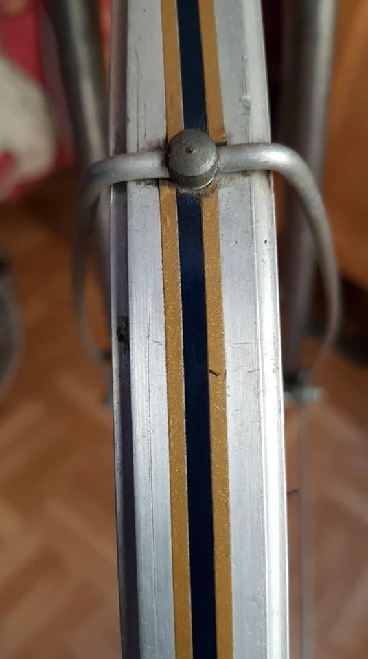 Peugeot 3 tubes reynolds 31961410