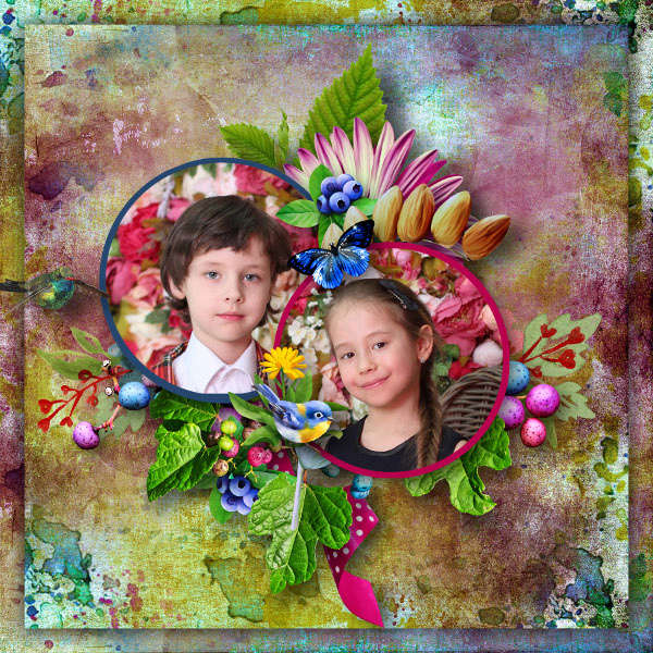 Colorful easter (22.03) Xuxper30