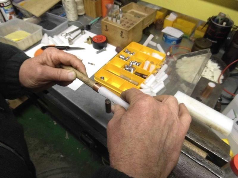 cartouches papier calibre 54 pour sharps 1110