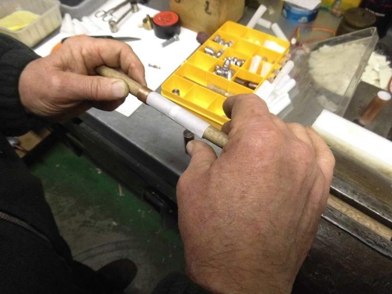 cartouches papier calibre 54 pour sharps 1210