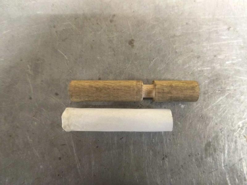 cartouches papier calibre 54 pour sharps 2010
