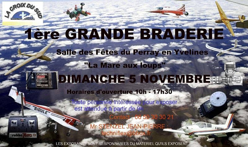 Grande braderie d'aéromodèles au Perray En Yvelines. 1yre_b10