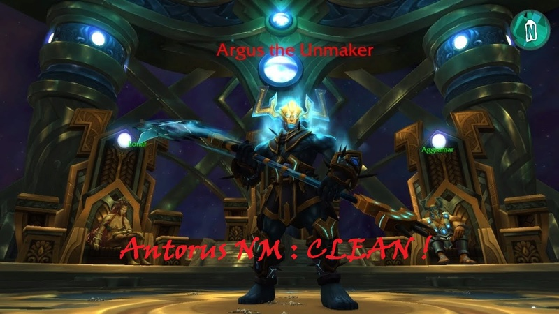 ANTORUS NM : CLEAN ! Antoru10