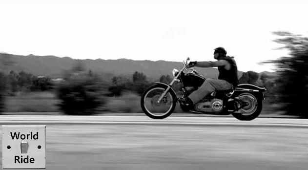 Biker et fier de l'être - Page 10 Harley13