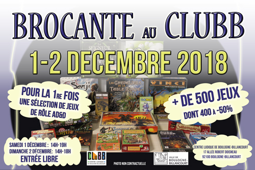 Centre Ludique de Boulogne-Billancourt (CLuBB) Affich11
