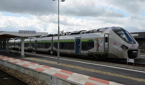 Caen-Granville en train, Caen-Rennes en bus: les projets de la Région  Caen-g10