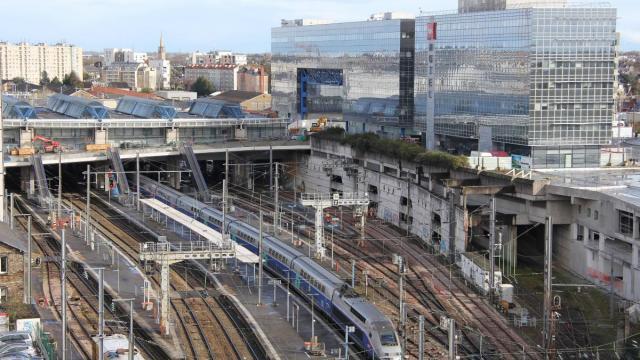 SNCF. La gare de Rennes sera à l'arrêt durant la Pentecôte Sncf-l10