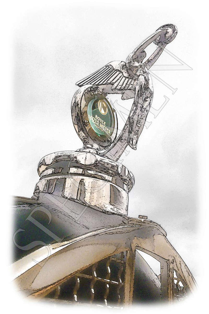 Restauration d'une avant guerre - TALBOT M67 1928 de Damien - Page 4 Boucho11