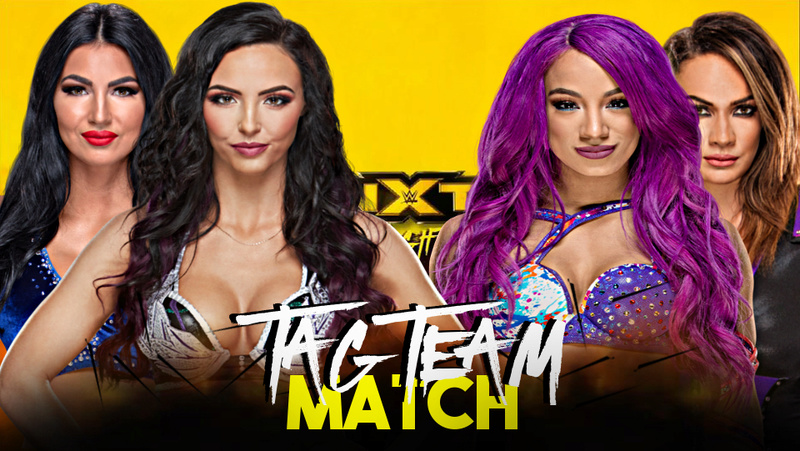 HTE NXT - The Rebirth.  [24/02/18] #1 Match110