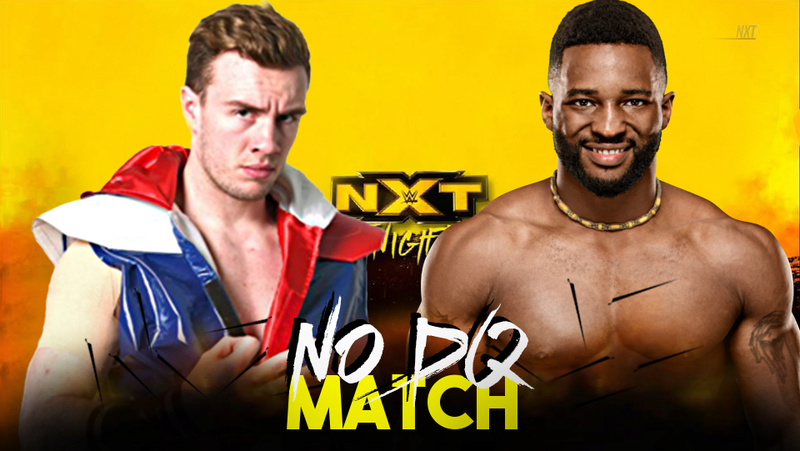 HTE NXT - The Rebirth.  [24/02/18] #1 Match310