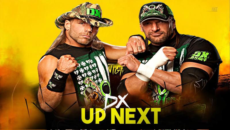 HTE NXT - The Rebirth.  [24/02/18] #1 Promo110