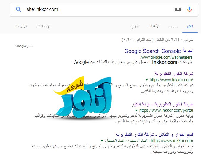 كيف أعرف إذا كان موقعى معاقب من جوجل ام لا بابسط الطرق 45010