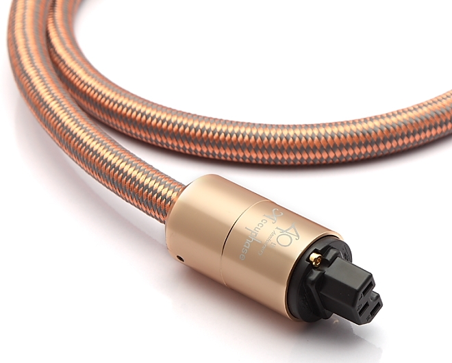 Accuphase 40th Anniversary Limited Edition Audiophile Power Cord - Buyer beware A310