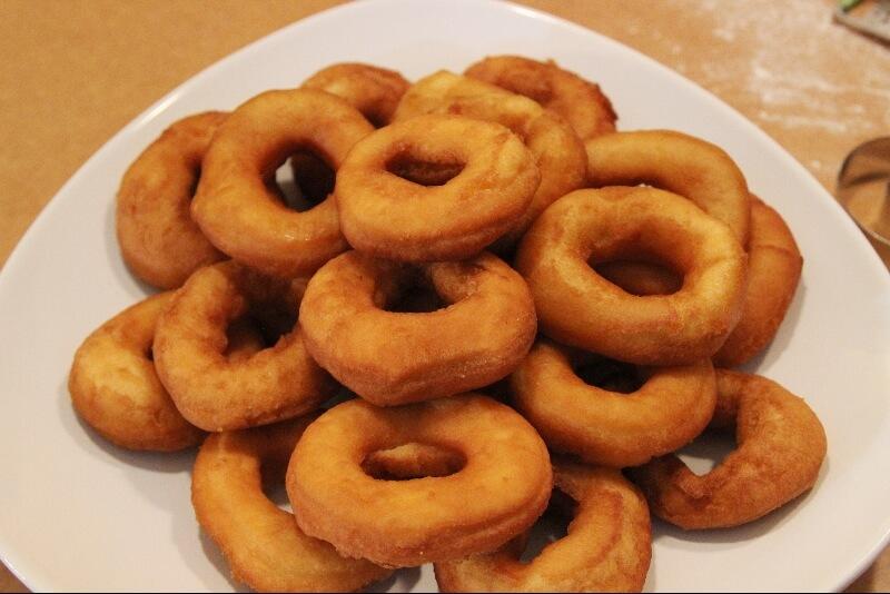 Recette de beignes...comme au verger ou a la cabane a sucre 14185110