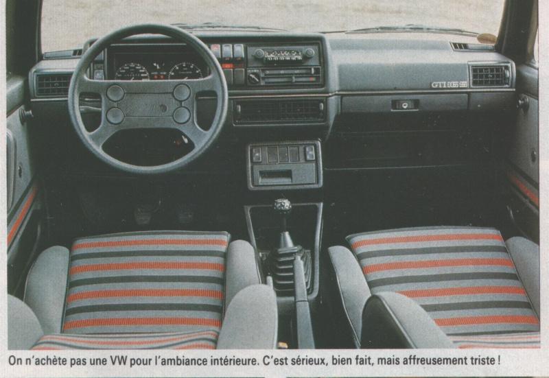 VW golf 2 GTI 1986 51010