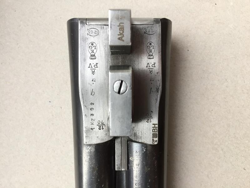 Questions sur side by side, side lock, ejector gun  Img_2319