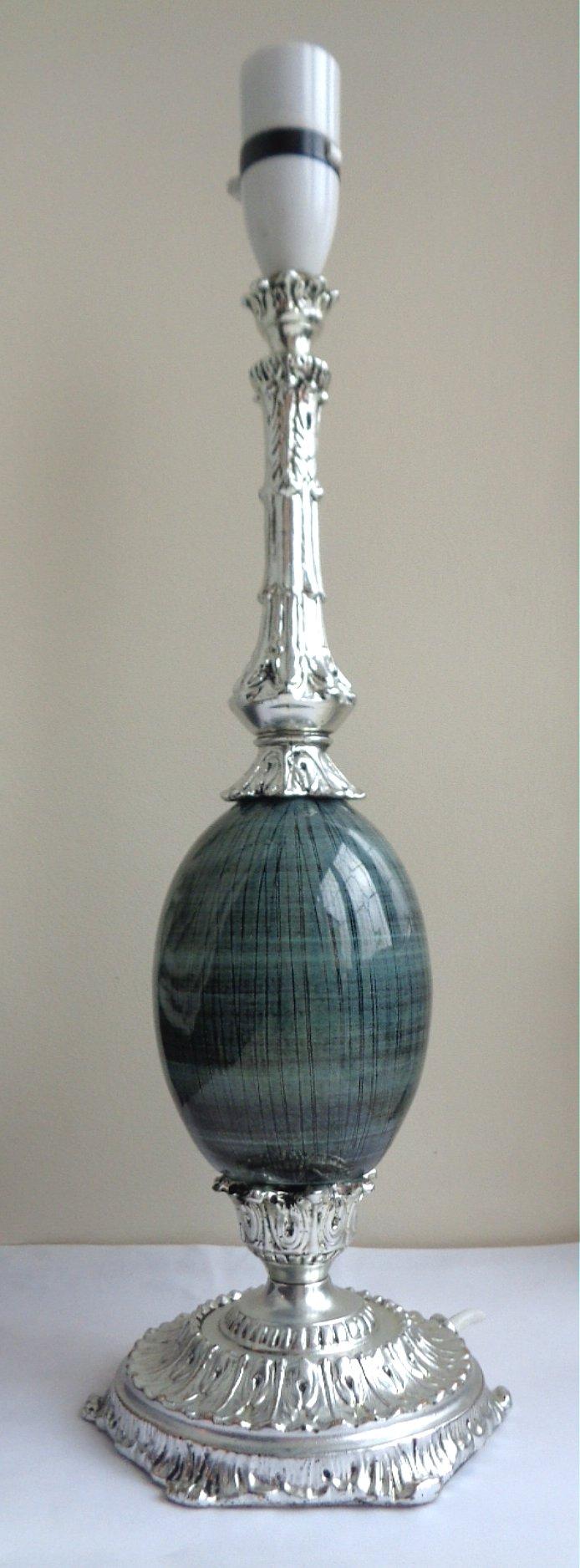 Rye Pottery lamp Rlb110