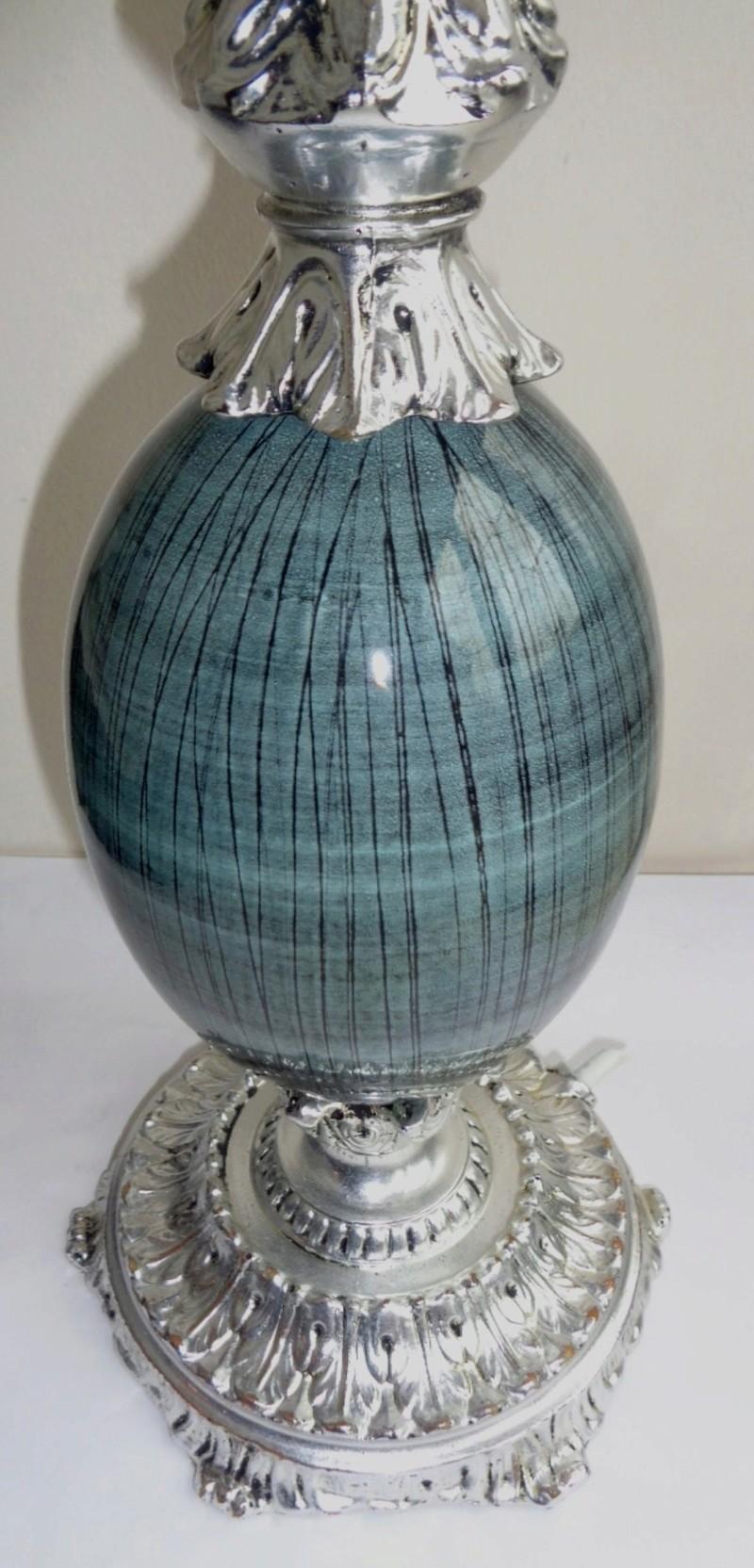 Rye Pottery lamp Rlb410
