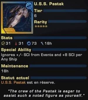 """[Tuto] Le système d'Amirauté (missions """"doffs"""" de vaisseaux) Amiral26"""