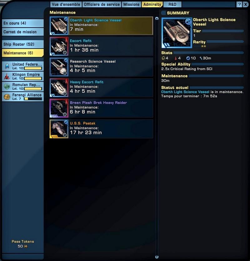 """[Tuto] Le système d'Amirauté (missions """"doffs"""" de vaisseaux) Amiral34"""