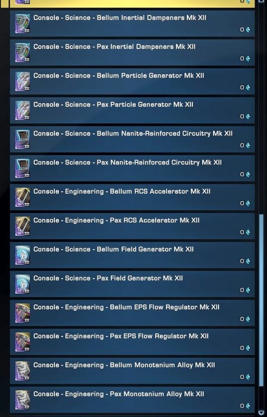 [PC] Réputation : Discovery Legends Liste10