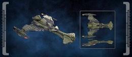 Vor'ral Support Battlecruiser [T6]