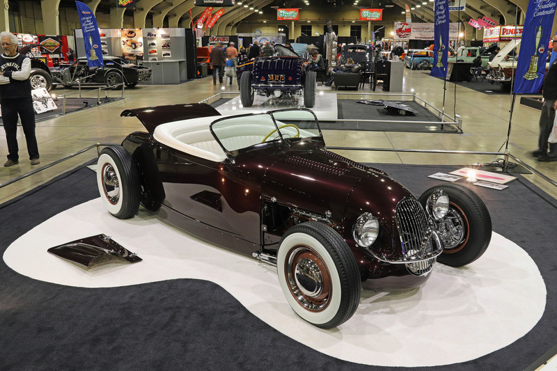 1929 Ford Tub - Eddie dye Roadster - The Ayala Brothers 002-2010