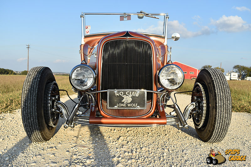 """1929 Ford Model A Roadster """"Lil Pages"""" 003e10"""