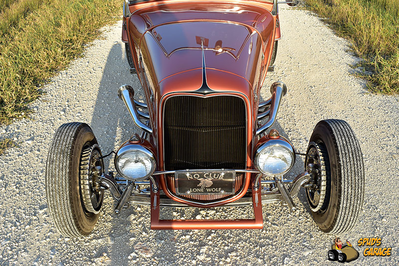 """1929 Ford Model A Roadster """"Lil Pages"""" 004e10"""