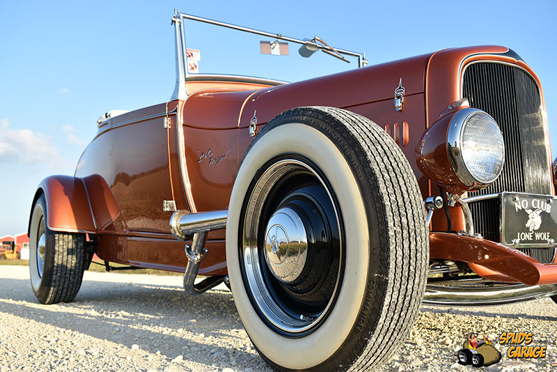 """1929 Ford Model A Roadster """"Lil Pages"""" 005e10"""