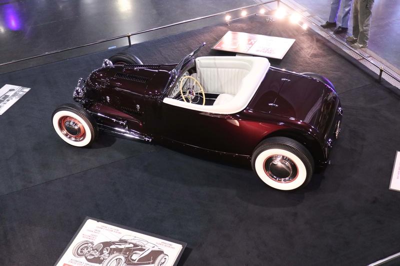 1929 Ford Tub - Eddie dye Roadster - The Ayala Brothers 011sro11