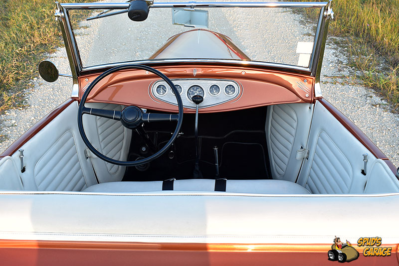 """1929 Ford Model A Roadster """"Lil Pages"""" 012e10"""