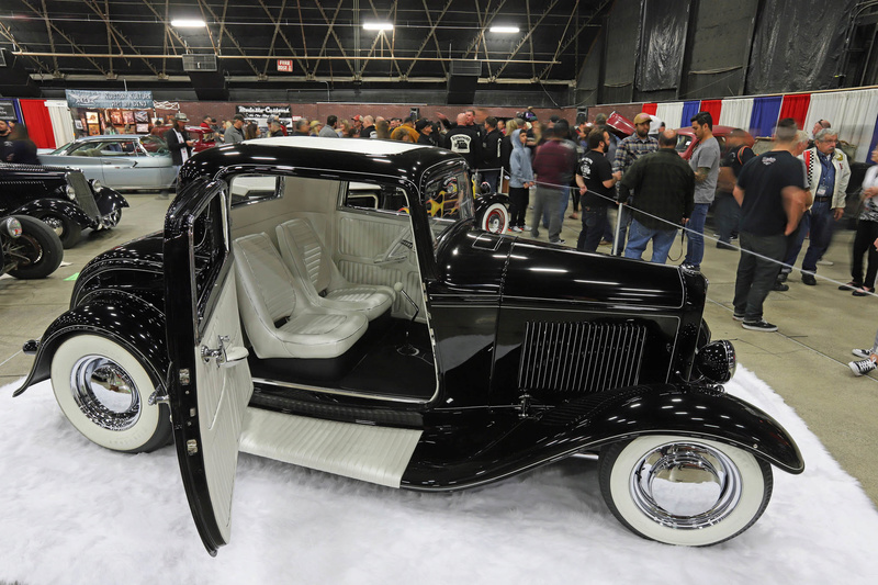 1932 Ford Coupe -  Bret Sukert 014-2010