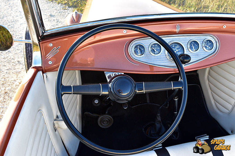 """1929 Ford Model A Roadster """"Lil Pages"""" 018e10"""