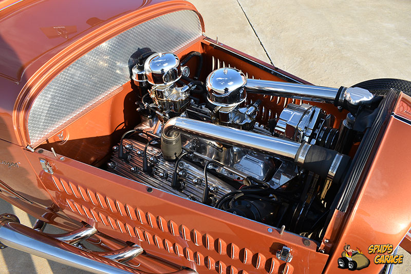 """1929 Ford Model A Roadster """"Lil Pages"""" 019e10"""